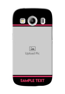 Samsung Galaxy Ace 4 Photo With Text Mobile Case Design