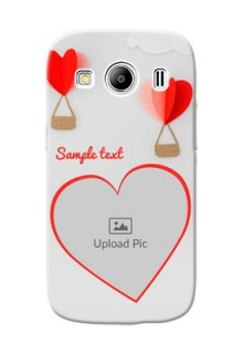 Samsung Galaxy Ace 4 Love Abstract Mobile Case Design