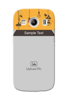 Samsung Galaxy Ace 4 my family design with hanging icons Design Design