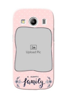 Samsung Galaxy Ace 4 A happy family with polka dots Design