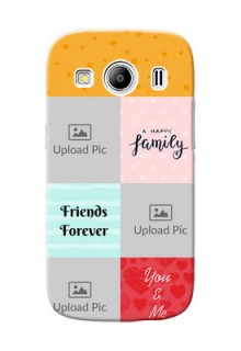 Samsung Galaxy Ace 4 4 image holder with multiple quotations Design