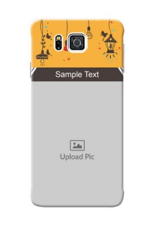 Samsung Galaxy Alpha G850 my family design with hanging icons Design Design