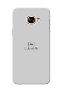 Samsung Galaxy C5 Pro Full Picture Upload Mobile Back Cover Design