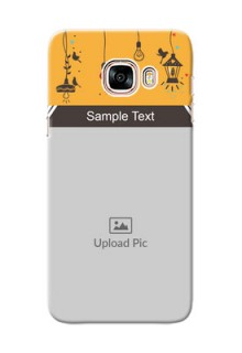 Samsung Galaxy C5 Pro my family design with hanging icons Design Design