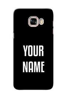 Galaxy C5 Pro Your Name on Phone Case