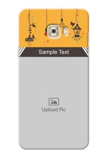 Samsung Galaxy C7 Pro my family design with hanging icons Design Design