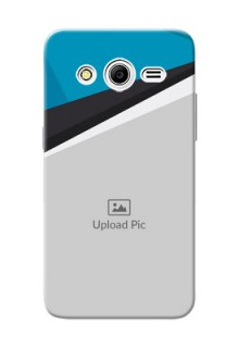 Samsung Galaxy Core 2 Simple Pattern Mobile Cover Upload Design