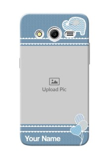 Samsung Galaxy Core 2 kids design icons with  simple pattern Design Design