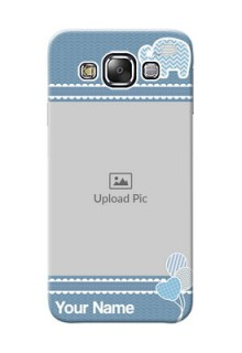 Samsung Galaxy E5 kids design icons with  simple pattern Design Design