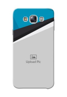 Samsung Galaxy E7 Duos Simple Pattern Mobile Cover Upload Design
