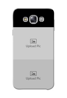 Galaxy E7 Duos 162 Images on Phone Cover