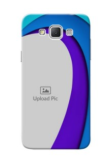 Samsung Galaxy Grand 3 G7200 Simple Pattern Mobile Case Design