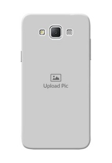 Samsung Galaxy Grand 3 G7200 Full Picture Upload Mobile Back Cover Design