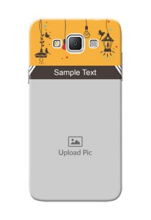 Samsung Galaxy Grand 3 G7200 my family design with hanging icons Design Design