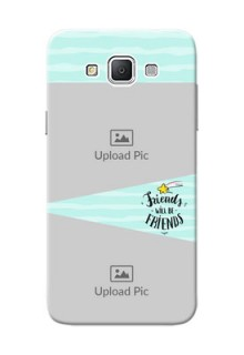 Samsung Galaxy Grand 3 G7200 2 image holder with friends icon Design