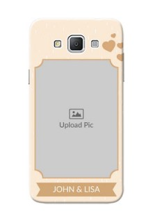 Samsung Galaxy Grand 3 G7200 confetti love design Design Design