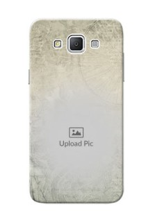 Samsung Galaxy Grand 3 G7200 vintage backdrop Design Design