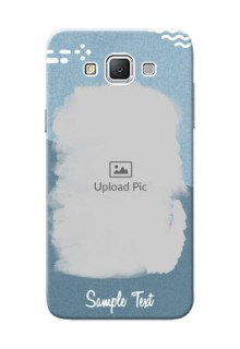 Samsung Galaxy Grand 3 G7200 grunge backdrop with line art Design Design