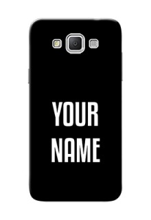 Galaxy Grand 3 G7200 Your Name on Phone Case