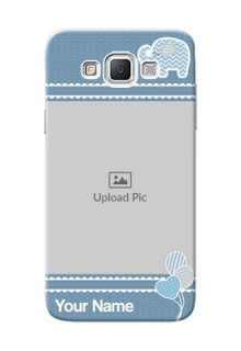Samsung Galaxy Grand Max kids design icons with  simple pattern Design Design