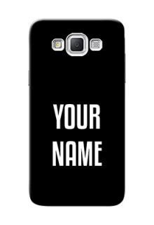 Galaxy Grand Max Your Name on Phone Case