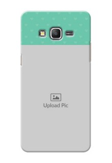 Samsung Galaxy Grand Prime Lovers Picture Upload Mobile Cover Design