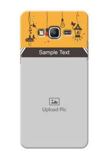 Samsung Galaxy Grand Prime my family design with hanging icons Design Design