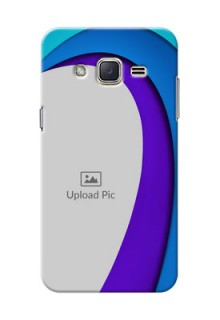 Samsung Galaxy J2 (2015) Simple Pattern Mobile Case Design
