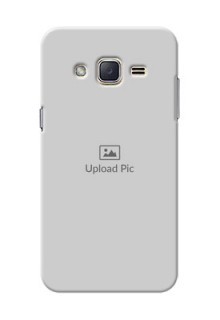 Samsung Galaxy J2 (2015) Full Picture Upload Mobile Back Cover Design