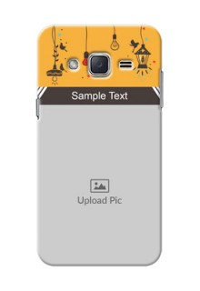 Samsung Galaxy J2 (2015) my family design with hanging icons Design Design