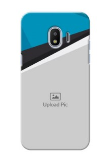 Samsung Galaxy J2 2018 Simple Pattern Mobile Cover Upload Design