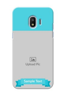 Samsung Galaxy J2 2018 Simple Mobile Back Cover Design