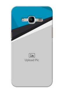Samsung Galaxy J2 Pro (2016) Simple Pattern Mobile Cover Upload Design