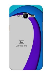 Samsung Galaxy J2 Pro (2016) Simple Pattern Mobile Case Design