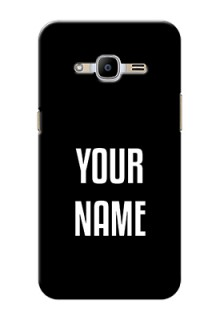 Samsung Galaxy J2 Pro (2016) Your Name on Phone Case
