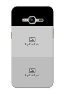 Samsung Galaxy J2 Pro (2016) 2 Images on Phone Cover