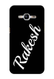 Samsung Galaxy J2 Pro (2016) Custom Mobile Cover with Your Name