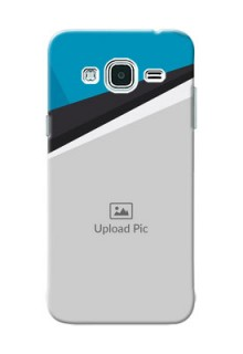 Samsung Galaxy J3 Simple Pattern Mobile Cover Upload Design