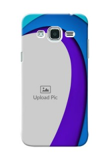 Samsung Galaxy J3 Simple Pattern Mobile Case Design