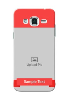 Samsung Galaxy J3 Simple Mobile Case Design