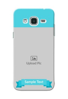 Samsung Galaxy J3 Simple Mobile Back Cover Design