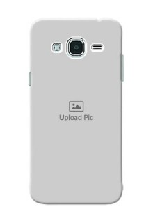 Samsung Galaxy J3 Full Picture Upload Mobile Back Cover Design