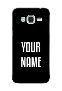 Galaxy J3 Your Name on Phone Case