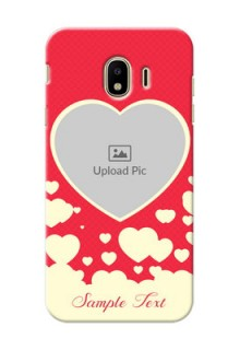 Samsung Galaxy J4 (2018) Love Symbols Mobile Case Design