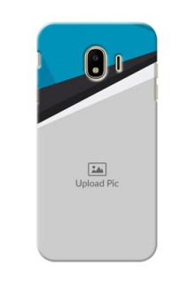 Samsung Galaxy J4 (2018) Simple Pattern Mobile Cover Upload Design