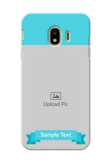 Samsung Galaxy J4 (2018) Simple Mobile Back Cover Design