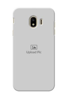 Samsung Galaxy J4 (2018) Full Picture Upload Mobile Back Cover Design