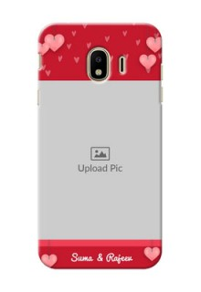 Samsung Galaxy J4 (2018) valentines day couple Design