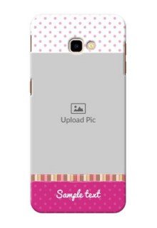 Samsung Galaxy J4 Plus custom mobile cases: Cute Girls Cover Design