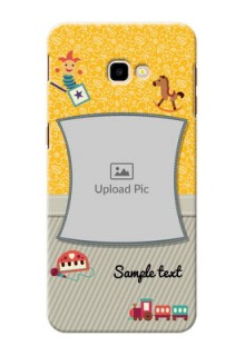 Samsung Galaxy J4 Plus Mobile Cases Online: Baby Picture Upload Design